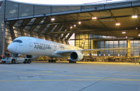 A350 readiness Hangar